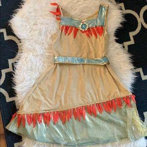 Pocahontas costume dress